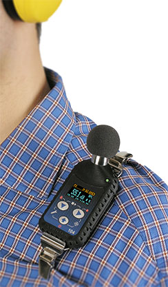 Noise Dosimeter - SV 104 Personal Noise Dosimeter
