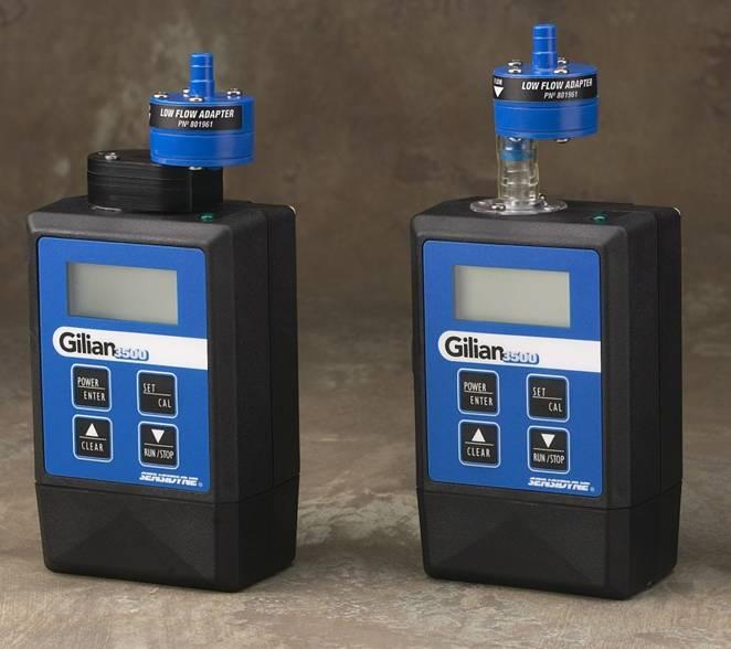 Gilian 5000 Personal Air Sampling Pump 20 5 000 Cc Min