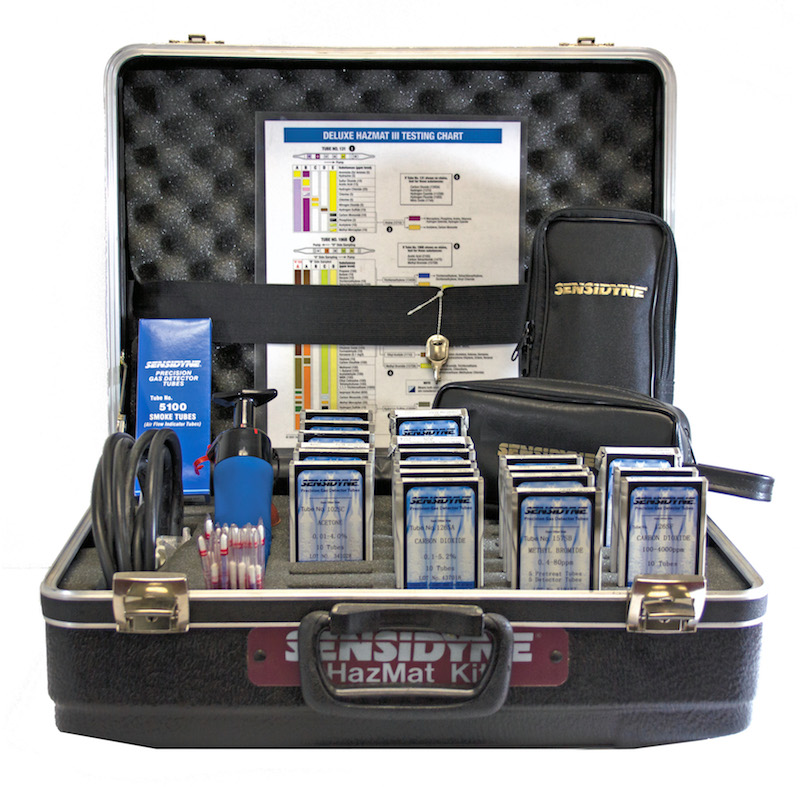 Sensidyne Best-in-Class HazMat Kit