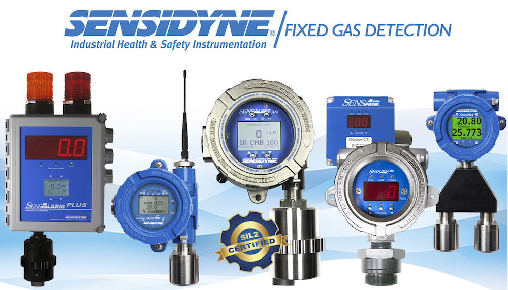 Sensing it's Time for Fixed Gas Detection Service?