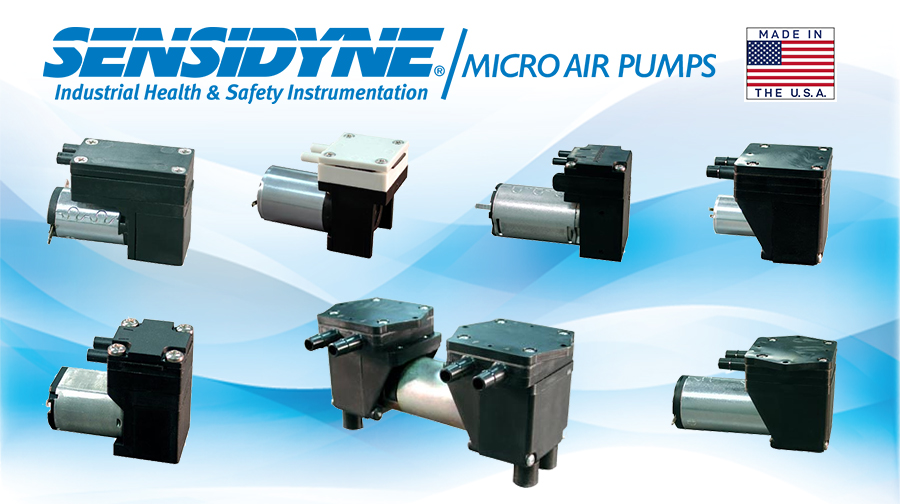Micro Air Pumps. Integral part of Macro Solutions.
