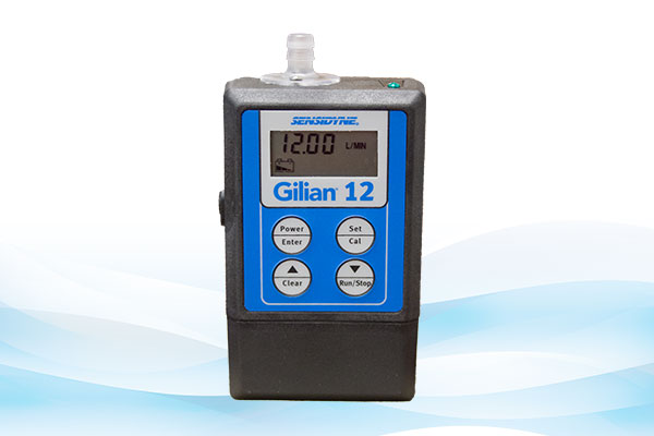 Gilian 12 Air Sampling Pump (4 - 12 LPM)