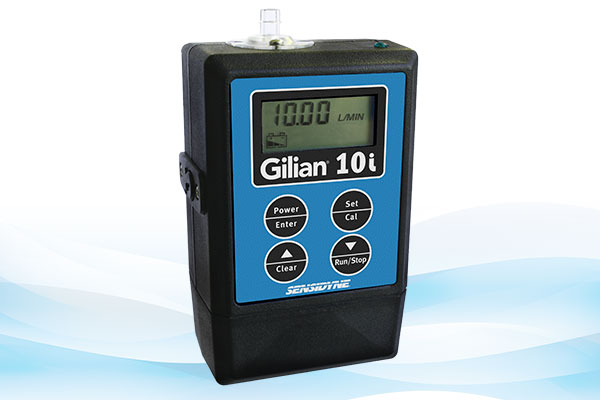 Gilian 10i Air Sampling Pump (4 - 10 LPM)