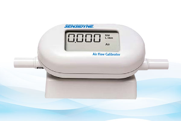 Sensidyne Go-Cal Air Flow Calibrator