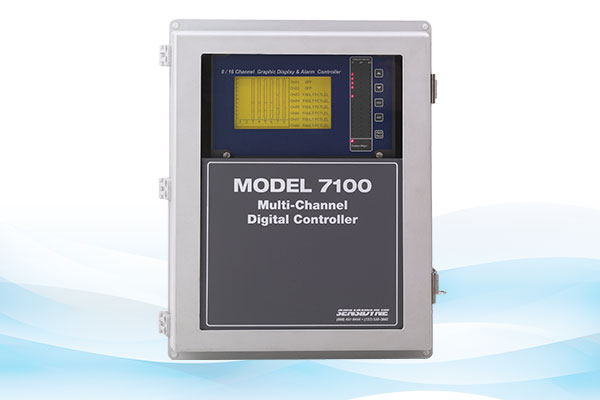 Model 7100 Gas Detection Controller