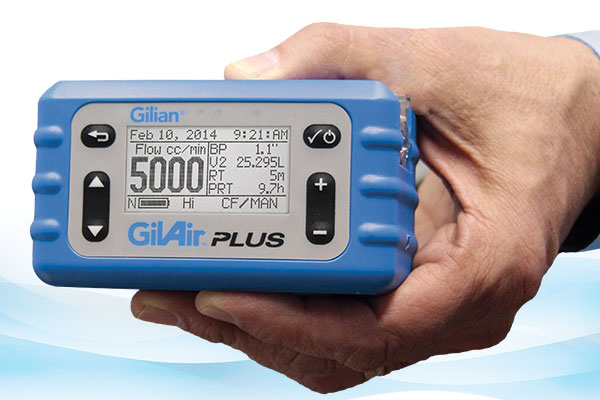 Sensidyne 4 Ways to Optimize the GilAir Plus Battery