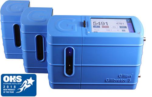 Gilibrator 3 Calibrator | Sensidyne