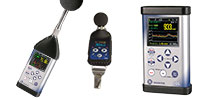 sound level meter and noise dosimeters