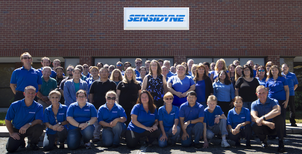 Sensidyne Employee Milestones: October