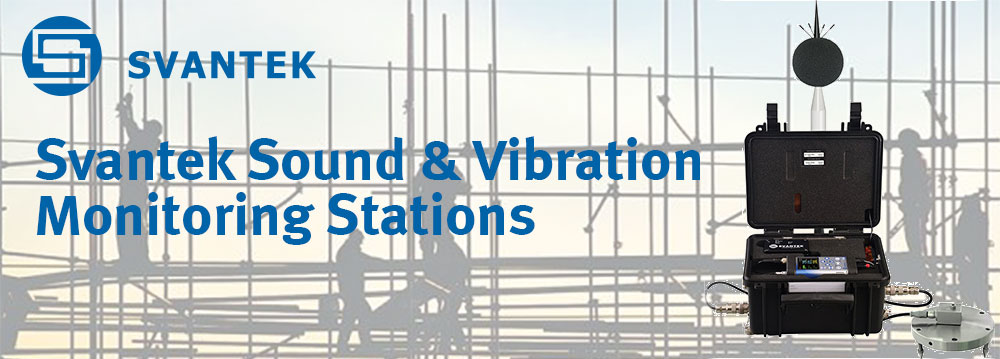 Sound and Vibration Monitoring Stations