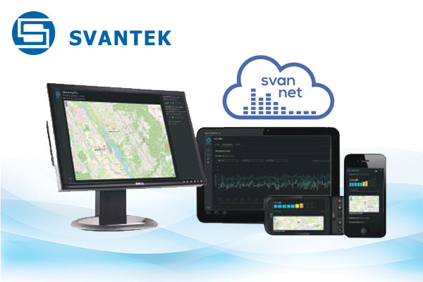 Svantek SvanNet Software