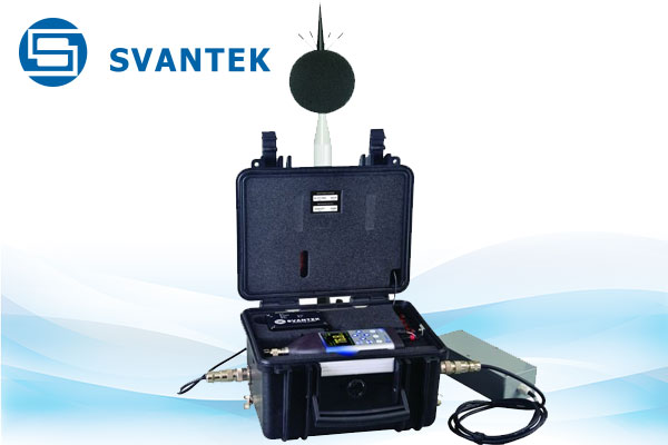 Svantek SV 277 PRO Noise Monitoring Station