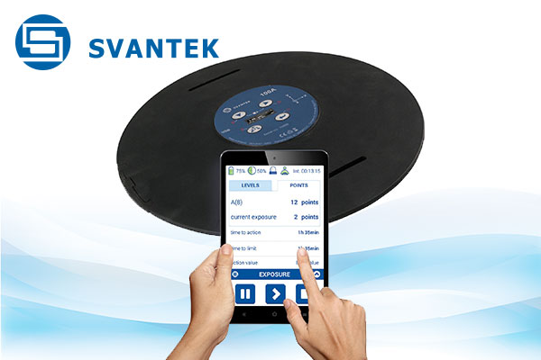 Svantek SV 100A Whole-body Vibration Exposure Meter