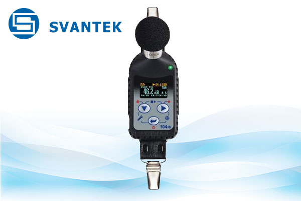 Svantek Sound Level Meters & Vibration Meters | Sensidyne