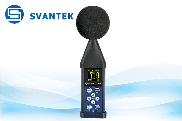 Svantek Sound Level Meters & Vibration Meters | Sensidyne