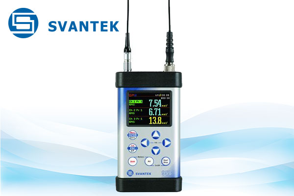Svantek 958A Four Channel Sound & Vibration Analyzer