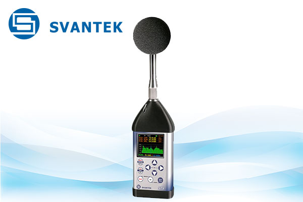 Svantek SVAN 979 Sound Level Meter & Vibration Analyzer